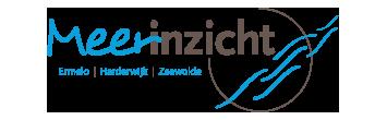 Het logo van Meerinzicht, partner van het vraaghuis in Zeewolde