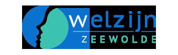 Het logo van Welzijn Zeewolde, partner van het vraaghuis in Zeewolde