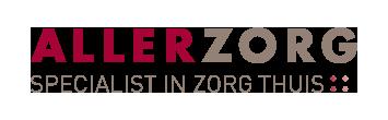 Het logo van Allerzorg