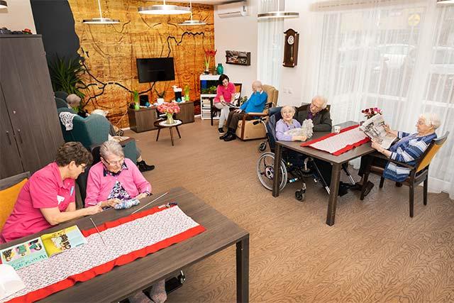 Coloriet is dé specialist in wonen, zorg en welzijn voor senioren in Zeewolde.