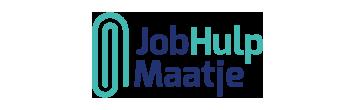 Het logo van JobHulpMaatje, partner van het vraaghuis